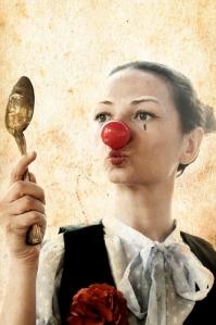 """Il """"cucchiaio-specchio"""" Foto di Susanita (Valentina Fontanella)"""