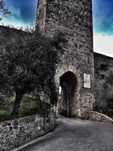 La porta d'ingresso alla città