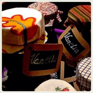 La Vanella, crema spalmabile alla nocciola.