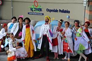 Prima conferenza internazionale sui Clown ospedalieri